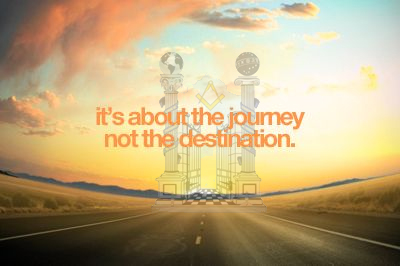 Journey not Destination