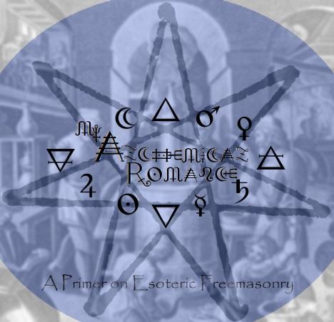 My alchemical romance logo