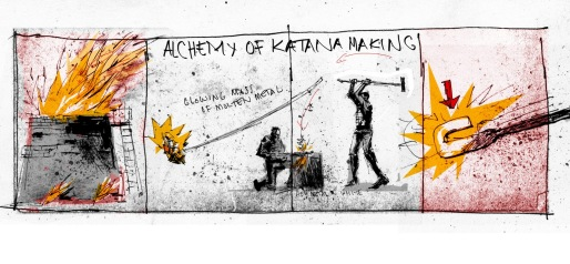 katana-making